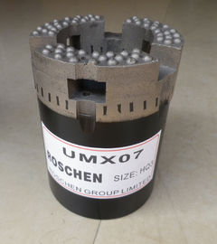 UltiMatrix Diamond Core Drill Bits With Double Height Diamond Layer