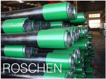"Thread Cold Roll API Drill Pipe 2 7/8"" weight LB/FT 6.5 Grade N80 API EUE 8 TPI Round"