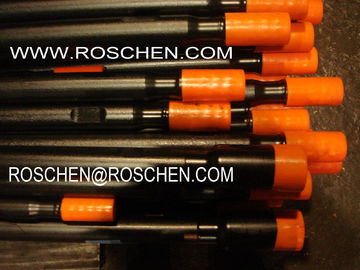 Chiny Hexahedral Hollow Alloy Steel Integral Rock Drill Rods for Quarrying Rock Drilling dostawca