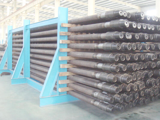 "2 3/8"" FAILING thread Drill Pipe 3 meters length for water well drilling"