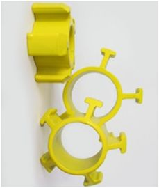 Yellow R51 90mm Anchor Drill Gap Spacer for Self Drilling Anchor Bolt