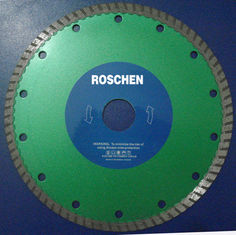 Professional Diamond Cutting Tools 9 inch Cutting Blade for asphalt / concrete